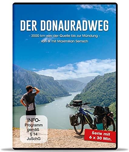 Der Donauradweg: 3.500 km von der Quelle bis zur Mündung