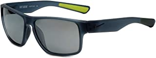 Mavrk Square Sunglasses, Matte Crystal Dark Magnet Grey/Black, One Size