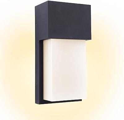 Moderno para Cuarto de ba/ño en Gris hecho de Vidrio e.o de Lindby 2 llamas, G9, A++ aplique l/ámparas de pared para ba/ño LED L/ámpara de pared Kara
