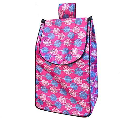 Einkaufstrolley Ersatztasche Einkaufswagen Tasche Ersatz für Trolley 34 L (Größe: 32 × 19 × 56 cm) B