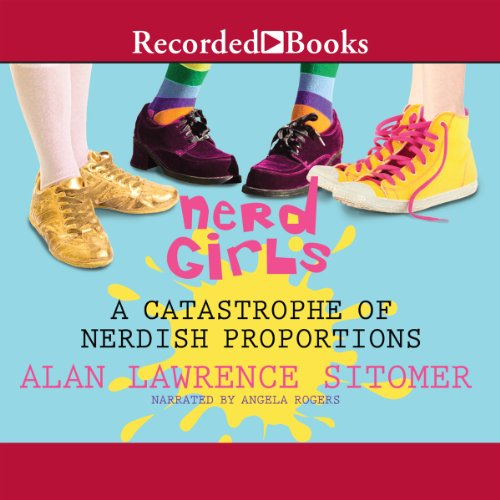 Nerd Girls #2: A Catastrophe of Nerdish Proportions audiobook cover art