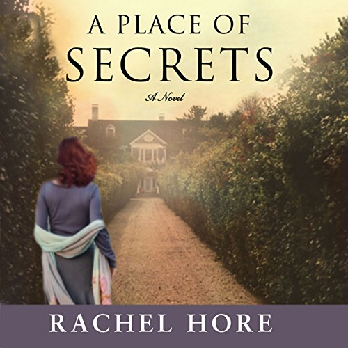 A Place of Secrets audiobook cover art