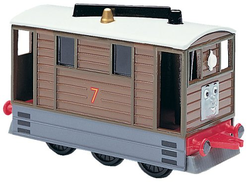Shining Time Thomas The Tank Engine Station Toby diecast Train
