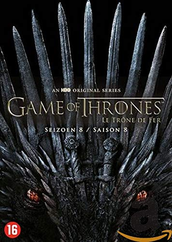 Game of Thrones-Saison 8 [DVD]