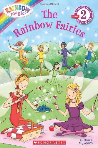 Rainbow Magic: The Rainbow Fairies (Rainbow Magic: Scholastic Readers, Level 2)の詳細を見る