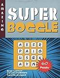 Boggle: Super Boggle: 60 Boggle Activity Sheets