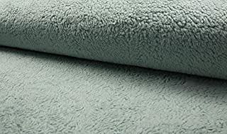 Double face Supersoft Cuddlesoft Tissu Polaire Matériau-Silver Owls