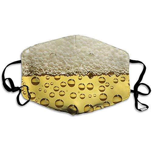 Wasbare Mond Maskers Anti-Dust Unisex Bier Winddicht Gezichtsmasker Fashion Cover