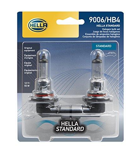 Hella – Focos halógenos, Standard – 55W