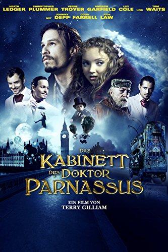 Das Kabinett des Dr. Parnassus [dt./OV]
