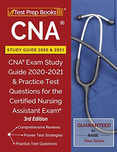 CNA Study Guide 2020 and 2021: C...