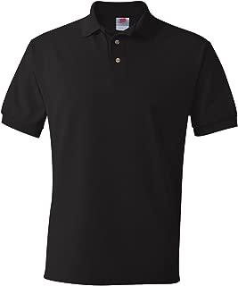 Hanes ComfortSoft - 7-Ounce Pique Knit Sport Shirt. 055X