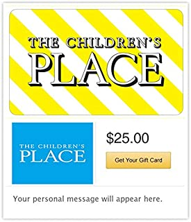 children's place gift card balance check