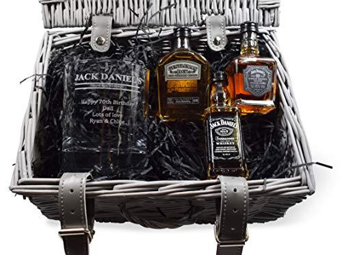 Personalised Jack Daniels Gift Hamper