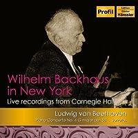 Wilhelm Backhaus in New York (2010-02-23)