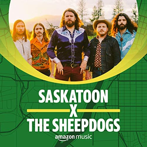 Curated by THE SHEEPDOGS