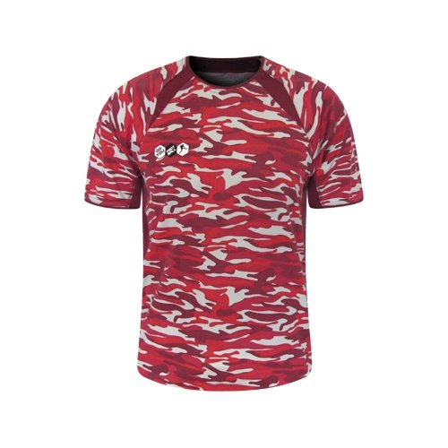 Do You Football DYF Camouflage Trikot Camouflage Gr.L