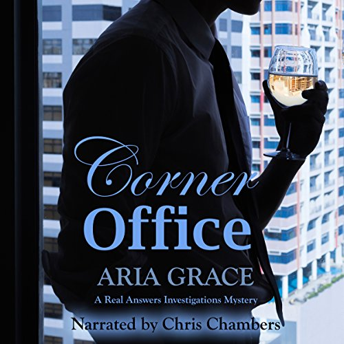 Corner Office audiobook cover art