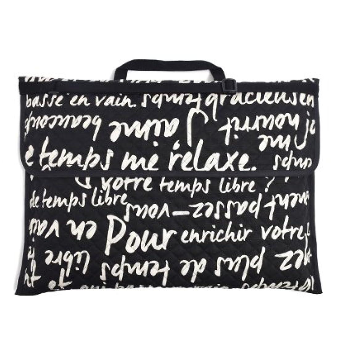 拘束する打ち上げる明確な防災頭巾カバー キルティング 【低学年高学年用:背板幅36cmタイプ】 ラ?パリジェンヌ N4762000