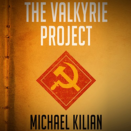 The Valkyrie Project audiobook cover art