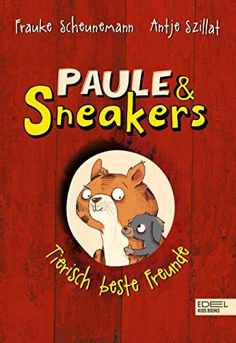 Paule und Sneakers: Tierisch beste Freunde