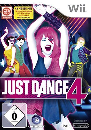 Just Dance 4 [Software Pyramide] [Importación Alemana]