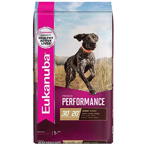 Eukanuba Premium Performance 30/20 Sport Adult Dry Dog Food, 28 lb. Bag