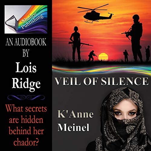 Veil of Silence Audiobook By K'Anne Meinel cover art