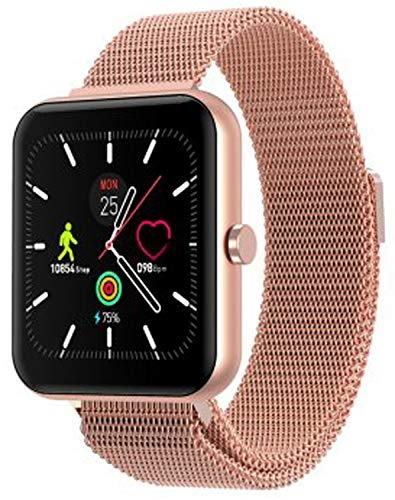 Reloj DUWARD DSW002.28 Smart ARMIS Esterilla Rosado