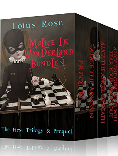 Malice in Wonderland Bundle 1: The First Trilogy & Prequel (Malice in Wonderland Saga) (English Edition)