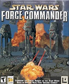 Star Wars: Force Commander - PC