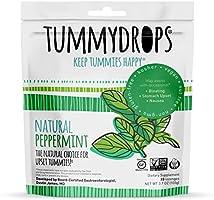 tummy drops-Peppermint(タミードロップスープレミアム・ペパーミント・キャンディー)| 30粒入り