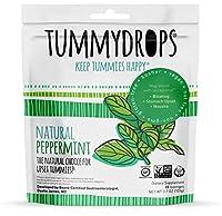 tummy drops-Peppermint(タミードロップスープレミアム・ペパーミント・キャンディー)  30粒入り
