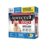Best Flea Pills - Advecta 3 Flea & Tick Topical Treatment, Flea Review