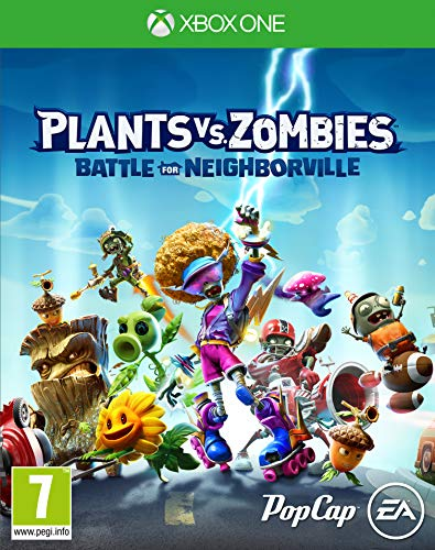 Plants vs Zombies: Battle for Neighborville - Xbox One [Importación inglesa]