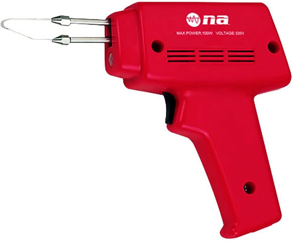 Nippon Electric Soldering Gun New Shipping Free Shipping 100 Watt Spot with LED Li in Built Excellence