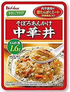やさしくラクケア 減塩レトルト 中華丼 2袋セット (腎臓病などの方にも)