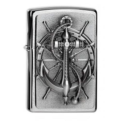 Zippo Nautic emblem