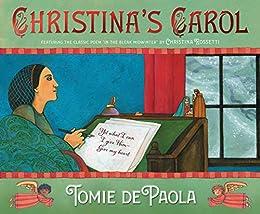 Christina's Carol by [Tomie dePaola]