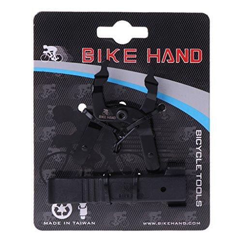 Rongzou bicicleta bicicleta cadena mano herramienta eliminación instalar abrazadera enlace alicates para ciclismo MTB