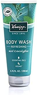 Kneipp Mint and Eucalyptus Refreshing Body wash