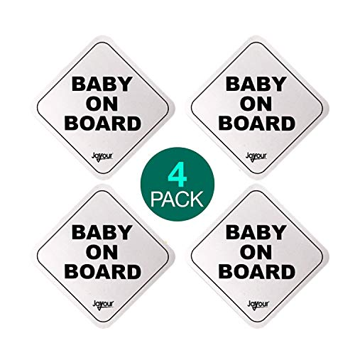 safety 1st baby on board sign - 8