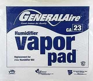 GeneralAire GA23 Vapor Pad, 1.25 x 14