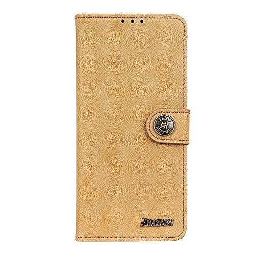Funda para ASUS Zenfone 8 PU Cuero Folio Carcasa [Magnético] [Soporte Plegable] Premium Cierre Flip Carcasa para ASUS Zenfone 8 Teléfono Móvil,CXFG-03