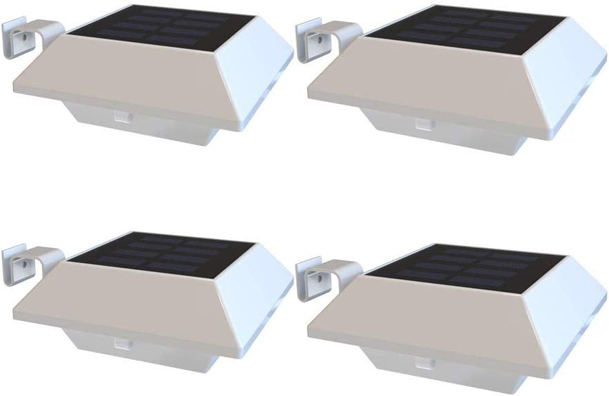 NARUJUBU Solar Induction Sink 4 Selling and selling Pack Lights LED Louisville-Jefferson County Mall
