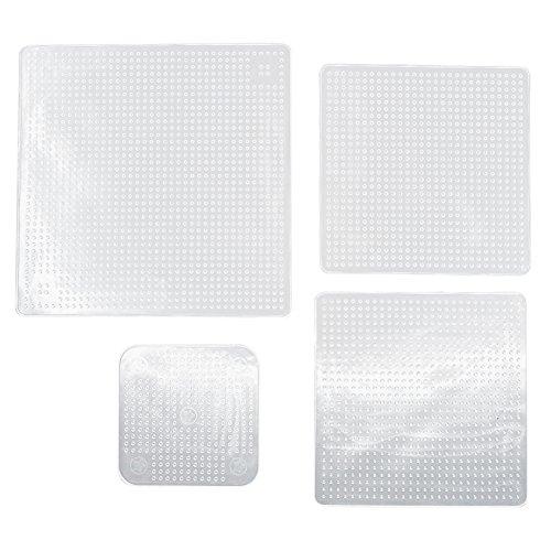 Domybest Coque en silicone Bol couvertures stretch Wraps multifonctionnel à aliments aliments frais Gardant Wrap