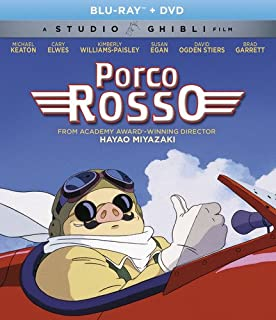 Porco Rosso/ [Blu-ray] [Import]