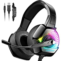Onikuma K6 Noise Canceling Gaming Headset with Mic