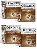 Oenobiol Autobronzant Hâle uniforme et lumineux sans soleil - Lot de 4 boites