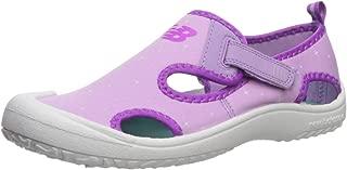 Unisex-Kid's Cruiser Sandal Sport, White/Purple, P1 M US Little Kid